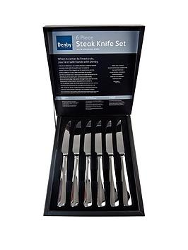 denby-6-piece-steak-knife-set