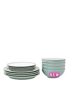 denby-denby-elements-green-12-piece-tableware-set