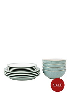 denby-elements-12-piece-dining-set-ndash-green