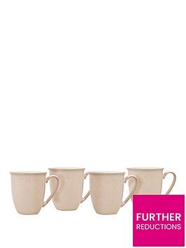 denby-elements-set-of-4-coffee-mugs-ndash-natural