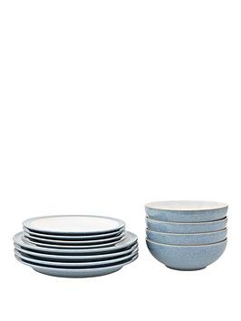 denby-elements-12-piece-dinner-set-ndash-blue