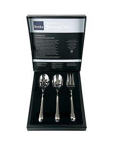 denby-fold-3-piece-serving-set