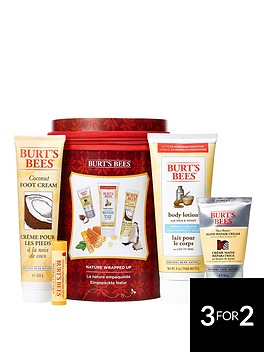 burts-bees-nature-wrapped-up-gift-set