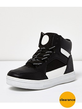 river-island-boys-hi-top-trainers