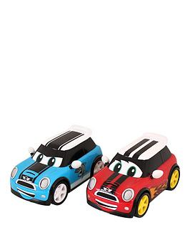 go-mini-stunt-racer-twin-pack