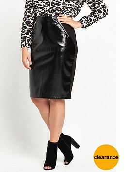 v-by-very-curve-zip-front-pencil-skirt-black