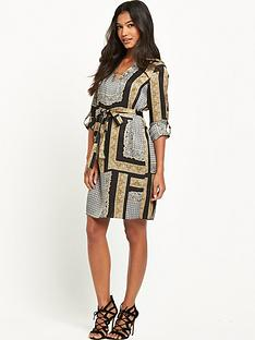 river-island-printed-bar-shirt-dress