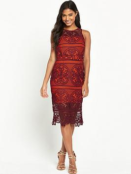 river-island-lace-detail-bodycon-dress