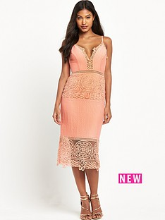 river-island-lace-midi-bodycon-dress