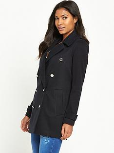 river-island-military-pea-coat