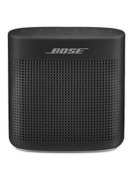 Bose Soundlink&Reg; Colour Bluetooth&Reg; Speaker Series Ii - Soft Black