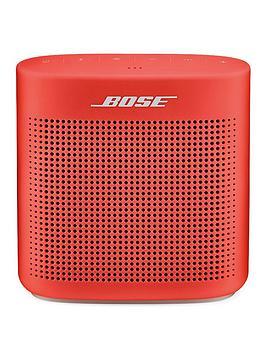 Bose Soundlink&Reg; Colour Bluetooth&Reg; Speaker Series Ii - Coral Red
