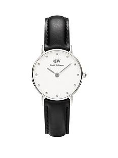 daniel-wellington-daniel-wellington-classy-sheffield-26mm-white-dial-black-leather-strap-watch