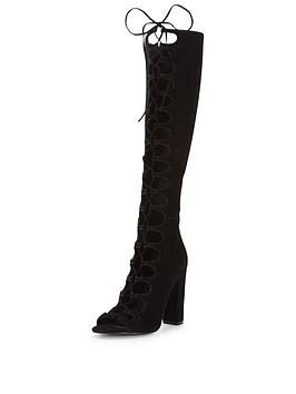 kendall-kylie-emma-ghillie-tie-knee-high-boot