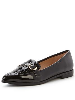 miss-kg-neeve-buckle-croc-loafer