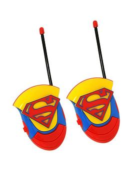 Photo of Dc super hero girls moulded walkie talkie