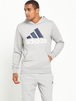 adidas-essentials-linear-overhead-hoodie