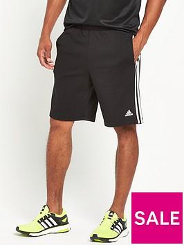 adidas-essential-3-stripe-shorts