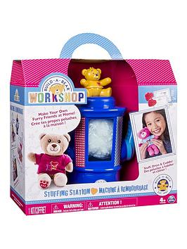 build-a-bear-stuffing-station