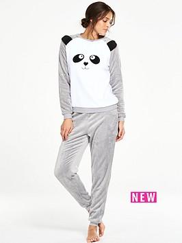 v-by-very-panda-twosie-set