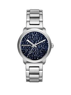 diesel-diesel-flare-rocks-stone-dial-stainless-steel-bracelet-ladies-watch