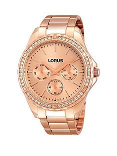 lorus-rose-gold-tone-multinbspdial-bracelet-ladies-watch