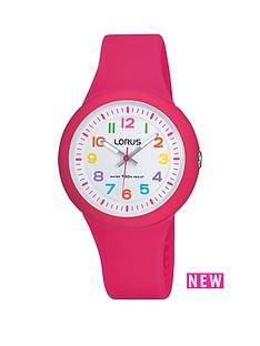 lorus-pink-silicone-strap-time-teaching-kids-watch