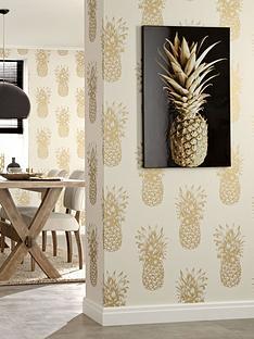 arthouse-copacabana-wallpaper-gold