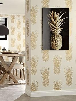 arthouse-copacabana-wallpaper-gold