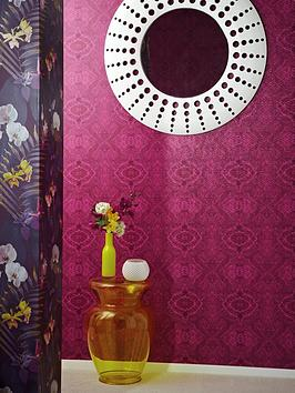 arthouse-ipanema-hot-pink-wallpaper