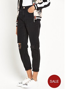 river-island-relaxed-ripped-mom-jean
