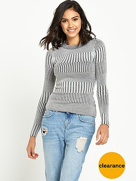 river-island-knitted-crew-neck-jumper