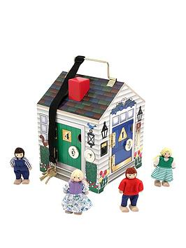 melissa-doug-doorbell-house