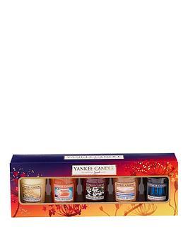 yankee-candle-warm-summer-night-5-piece-votive-set