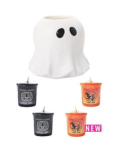 yankee-candle-halloween-ghost-votive-collection