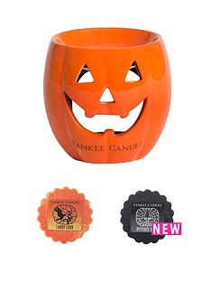 yankee-candle-halloween-pumpkin-wax-melt-collection