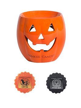 yankee-candle-halloween-pumpkin-wax-melt-collection