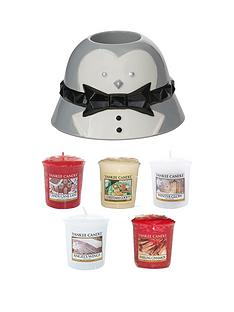 yankee-candle-party-penguin-votive-collection