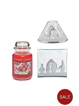 yankee-candle-large-classic-jar-with-shade-and-tray-ndash-candy-cane-lane