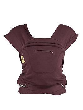 close-parent-close-parent-caboo-cotton-blend-multi-position-baby-carrier