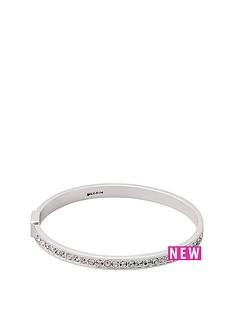 pilgrim-silver-plated-crystal-set-bangle