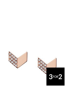 fossil-fossil-rose-gold-plate-crystal-glitz-earring