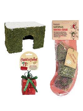 rosewood-small-animal-hay-cottage-gift-box-amp-stocking
