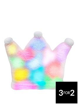 bright-light-pillow-pink-princess-crown