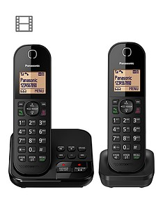 panasonic-kx-tgc422ebnbspcordless-telephone-twin-pack