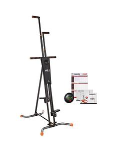 High Street TV Maxi Climber, Vertical Climbing Exercise Machine