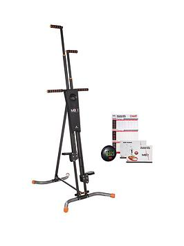 New Image Maxi Climber, Vertical Climbing Exercise Machine