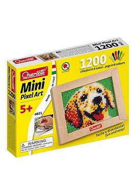 quercetti-mini-dog-pixal-art