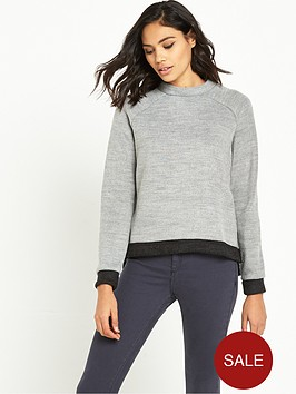 river-island-knitted-sweat-top