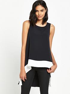 river-island-colourblock-woven-top